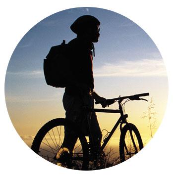 Goldfields Cyclist